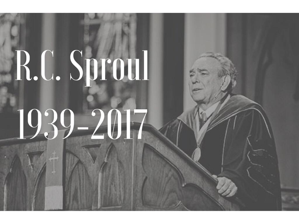 R.C. Sproul: 1939-2017